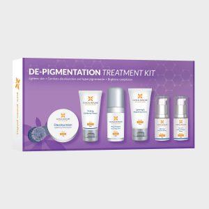De-Pigmentation Treatment Kit