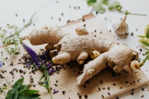 The Wonderful Benefits of Ginger