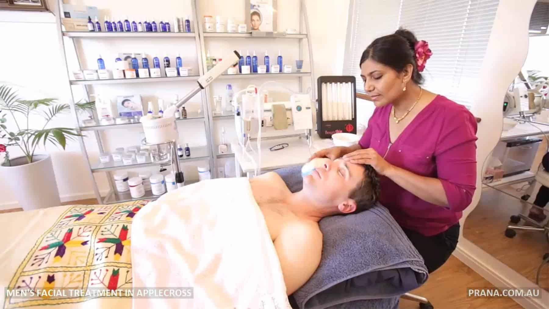 Men's Facial Treatment