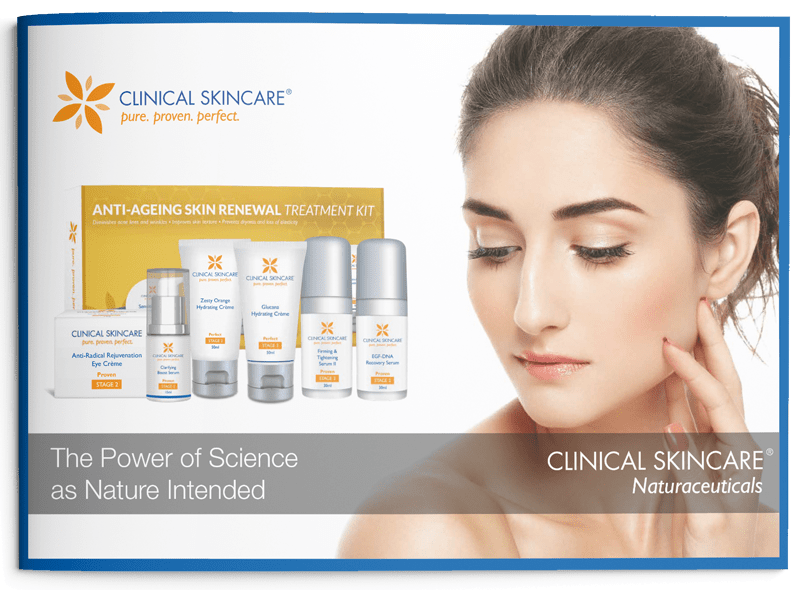 Clinical Skincare Booklet
